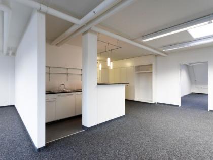 Eingangsbereich / Einbauküche