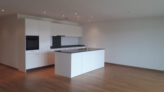 Küche, bild typenähnliche Wohnung