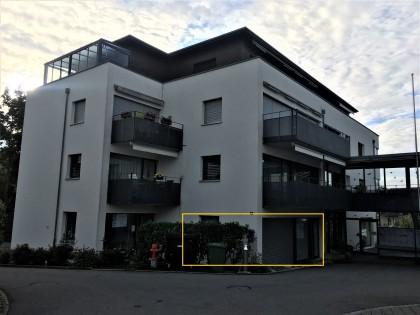 Standort Gewerberaum, Haupteingang