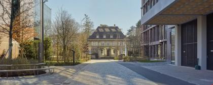 Stadtvilla am Parkweg 21