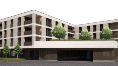 Visualisierung unseres wunderschönen Neubaus
